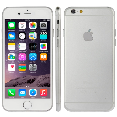 Buy High Quality Color Screen Non-Working Fake Dummy, 4.7 inch Display Model for iPhone 6, White for $4.65 in SUNSKY store