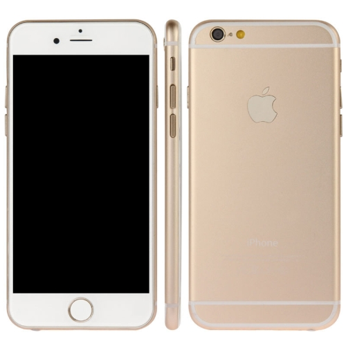 Buy High Quality Dark Screen Non-Working Fake Dummy, Display Model for iPhone 6, Gold for $4.43 in SUNSKY store