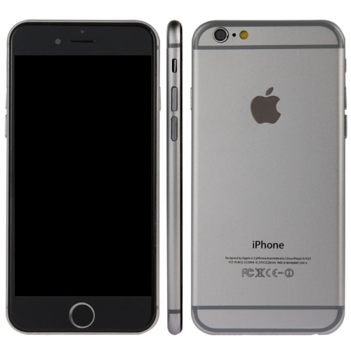 High Quality Dark Screen Non-Working Fake Dummy, Display Model for iPhone 6 (Grey)
