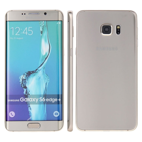 Buy Color Screen Non-Working Fake Dummy, Display Model for Samsung Galaxy S6 Edge+, Gold for $4.72 in SUNSKY store