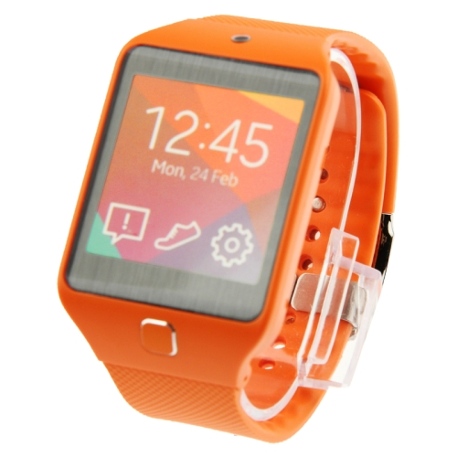 Original Non-Working Fake Dummy, Display Model for Samsung Galaxy Gear 2 Smart Watch(Orange)