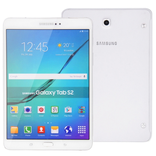 Original Color Screen Non-Working Fake Dummy, Display Model for Samsung Galaxy Tab S2 9.7 / T815(White)