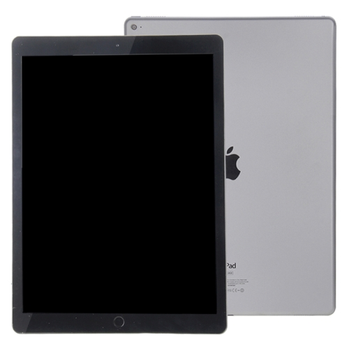 Original Dark Screen Non-Working Fake Dummy, Display Model for iPad Pro, 12.9 inch(Black)