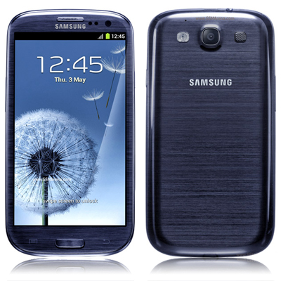 Non-Working Fake Dummy, Display Model for Samsung Galaxy SIII / i9300 (Navy Blue)(Black)