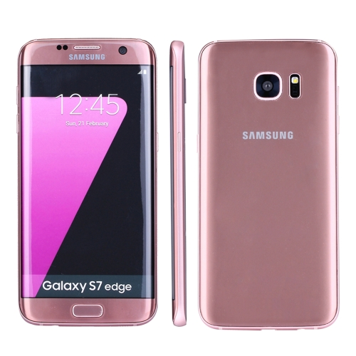 Buy Original Color Screen Non-Working Fake Dummy, Display Model for Samsung Galaxy S7 Edge / G935 (Rose Gold) for $5.88 in SUNSKY store