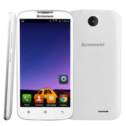Lenovo A560, 512MB+1GB, 5.0 inch Android 4.3 Qualcomm MSM 8212 Cortex A7 1.2GHz Quad Core, Network: 3G