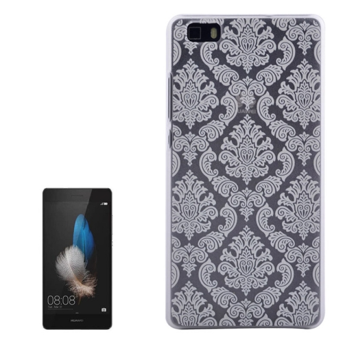 Buy Flower Pattern PC Protective Case for Huawei P8 Lite for $1.07 in SUNSKY store