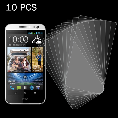 Buy 10 PCS for HTC Desire 616 / D616W 0.26mm 9H Surface Hardness 2.5D Explosion-proof Tempered Glass Screen Film for $4.74 in SUNSKY store