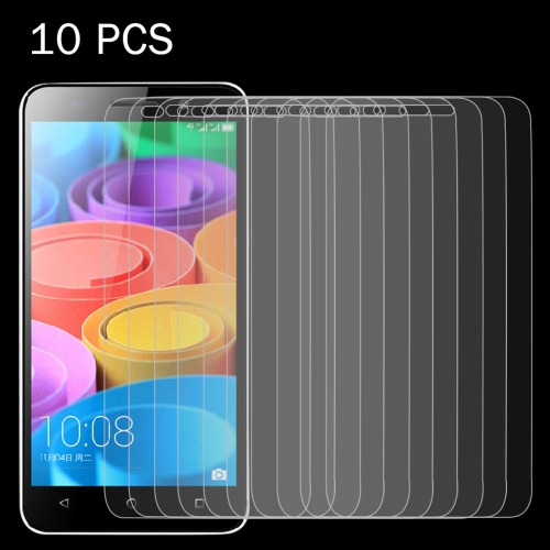 Buy 10 PCS Huawei Honor 4X 0.26mm 9H Surface Hardness 2.5D Explosion-proof Tempered Glass Screen Film for $4.92 in SUNSKY store