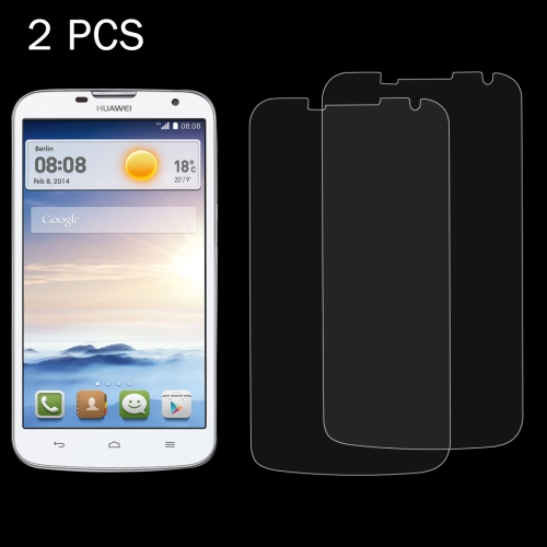 Buy 2 PCS Huawei Ascend G730 0.26mm 9H Surface Hardness 2.5D Explosion-proof Tempered Glass Screen Film for $1.21 in SUNSKY store