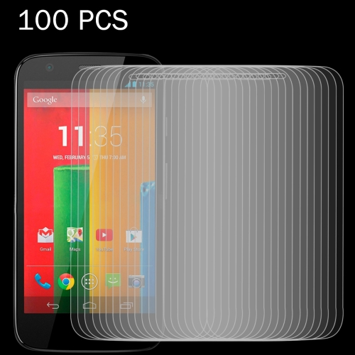 Buy 100 PCS for Motorola Moto G / XT1032 0.26mm 9H Surface Hardness 2.5D Explosion-proof Tempered Glass Screen Film for $29.79 in SUNSKY store