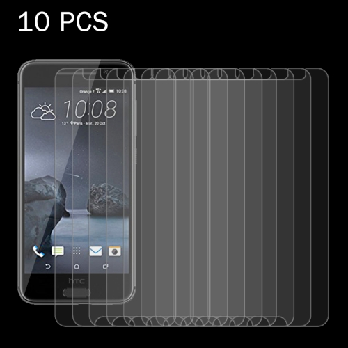 Buy 10 PCS for HTC One A9 0.26mm 9H Surface Hardness 2.5D Explosion-proof Tempered Glass Screen Film for $4.92 in SUNSKY store