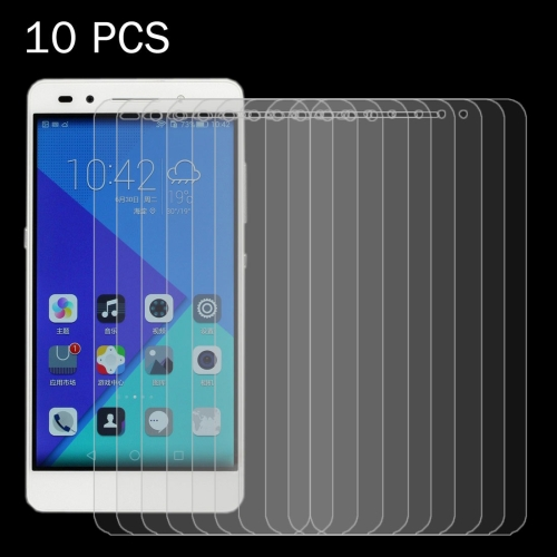 Buy 10 PCS Huawei Honor 7 Plus 0.26mm 9H Surface Hardness 2.5D Explosion-proof Tempered Glass Screen Film for $4.92 in SUNSKY store