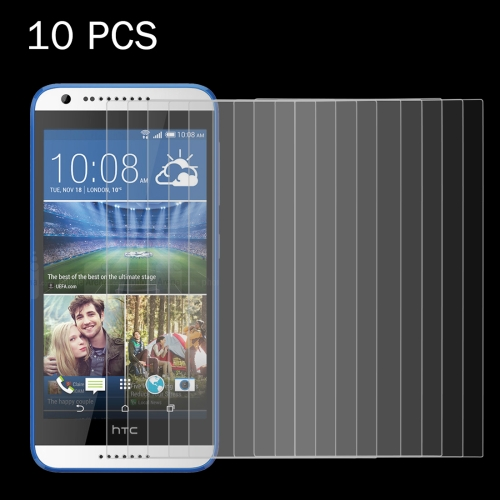 Buy 10 PCS for HTC Desire 620 0.26mm 9H Surface Hardness 2.5D Explosion-proof Tempered Glass Screen Film for $4.92 in SUNSKY store