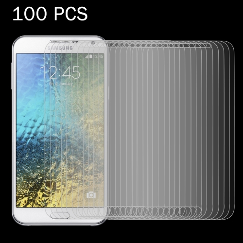 Buy 100 PCS for Samsung Galaxy E5 / E500 0.26mm 9H Surface Hardness 2.5D Explosion-proof Tempered Glass Screen Film for $27.76 in SUNSKY store
