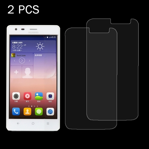 Buy 2 PCS Huawei Ascend G628 0.26mm 9H Surface Hardness 2.5D Explosion-proof Tempered Glass Screen Film for $1.24 in SUNSKY store