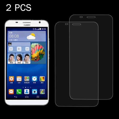 Buy 2 PCS for Huawei Ascend GX1 0.26mm 9H Surface Hardness 2.5D Explosion-proof Tempered Glass Screen Film for $1.29 in SUNSKY store