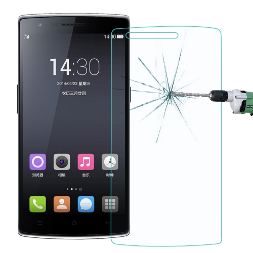 For OnePlus One / 1+ 0.26mm 9H+ Surface Hardness 2.5D Explosion-proof Tempered Glass Film