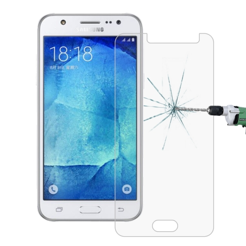 For Galaxy J5 / J500 0.26mm 9H Surface Hardness 2.5D Explosion-proof Tempered Glass Screen Film