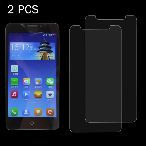 Buy 2 PCS Coolpad Dazen F2 / 8675-HD 0.26mm 9H Surface Hardness 2.5D Explosion-proof Tempered Glass Screen Film for $1.23 in SUNSKY store