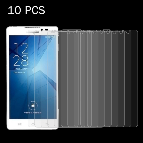 Buy 10 PCS Coolpad 8730 0.26mm 9H Surface Hardness 2.5D Explosion-proof Tempered Glass Screen Film for $5.14 in SUNSKY store