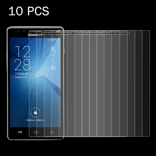 Buy 10 PCS Coolpad 8720 0.26mm 9H Surface Hardness 2.5D Explosion-proof Tempered Glass Screen Film for $5.14 in SUNSKY store