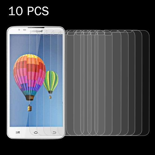 Buy 10 PCS Coolpad 7296 / MAX II 0.26mm 9H Surface Hardness 2.5D Explosion-proof Tempered Glass Screen Film for $5.39 in SUNSKY store