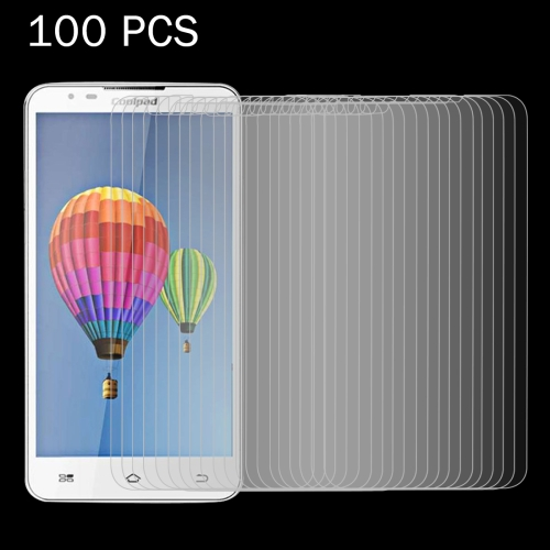 Buy 100 PCS Coolpad 7296 / MAX II 0.26mm 9H Surface Hardness 2.5D Explosion-proof Tempered Glass Screen Film for $31.93 in SUNSKY store