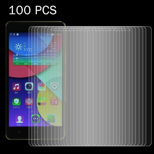 Buy 100 PCS 0.26mm 9H Surface Hardness 2.5D Explosion-proof Tempered Glass Screen Film for Lenovo Lemon K3 for $27.67 in SUNSKY store
