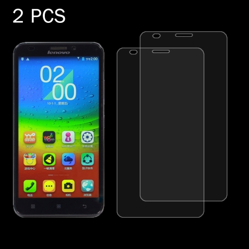 Buy 2 PCS Lenovo A916 0.26mm 9H Surface Hardness 2.5D Explosion-proof Tempered Glass Screen Film for $1.24 in SUNSKY store