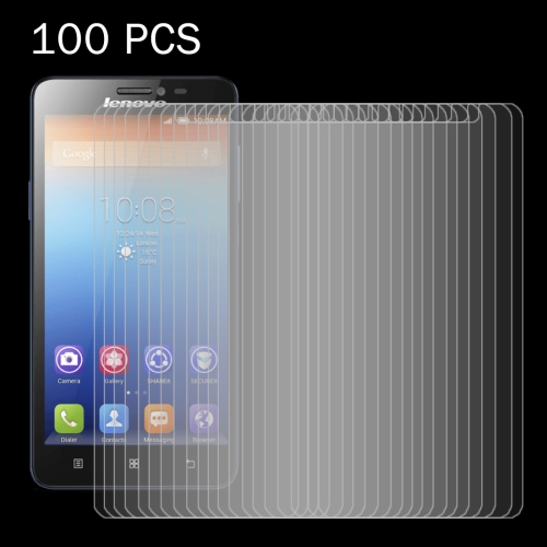 Buy 100 PCS Lenovo S850 0.26mm 9H Surface Hardness 2.5D Explosion-proof Tempered Glass Screen Film for $28.80 in SUNSKY store