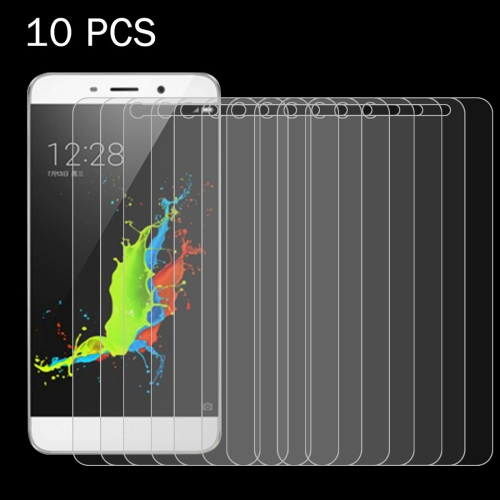 Buy 10 PCS Coolpad Dazen Note 3 0.26mm 9H+ Surface Hardness 2.5D Explosion-proof Tempered Glass Film for $5.65 in SUNSKY store