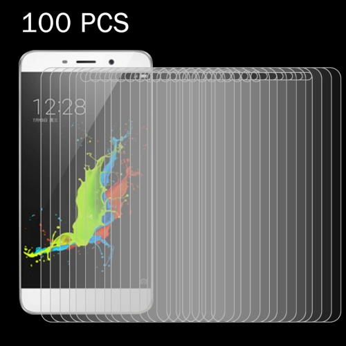 Buy 100 PCS Coolpad Dazen Note 3 0.26mm 9H+ Surface Hardness 2.5D Explosion-proof Tempered Glass Film for $29.88 in SUNSKY store