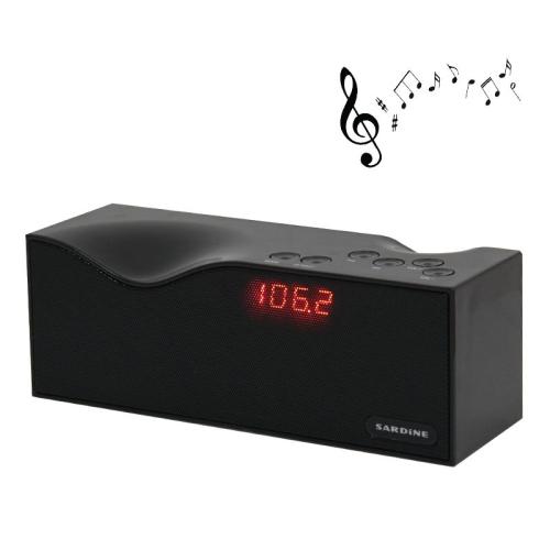 Buy SARDiNE B1 Multifunctional Wireless Bluetooth Speaker for $19.53 in SUNSKY store