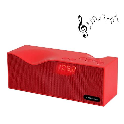 Buy SARDiNE B1 Multifunctional Wireless Bluetooth Speaker for $19.60 in SUNSKY store