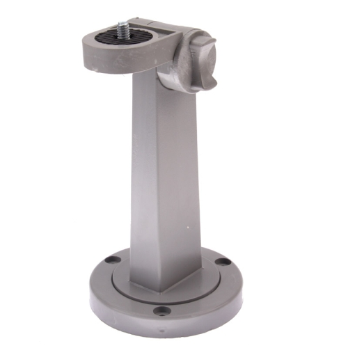 Buy ABS Wall Mount Stand Bracket For Security Camera for Outdoor / Indoor Use, Size: 16cm x 9cm, Grey for $1.79 in SUNSKY store