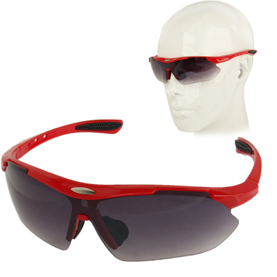 Buy UV400 Protection Stylish Sunglasses for Shooting / Cycling / Ski / Golf, Red for $1.92 in SUNSKY store