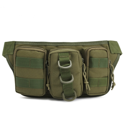 Airsoft Tactical Military Molle Utility Triple Pouch Waist Pack Bag / Outdoor Sports Camping Cycling Waist Bag