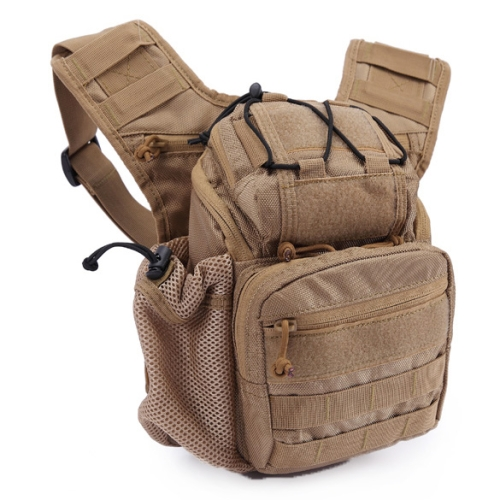 Buy Waist Packs Tactical Military Molle Shoulder Bag / Outdoor Sports Camping Hiking Multifunctional Camera Bag for $11.68 in SUNSKY store