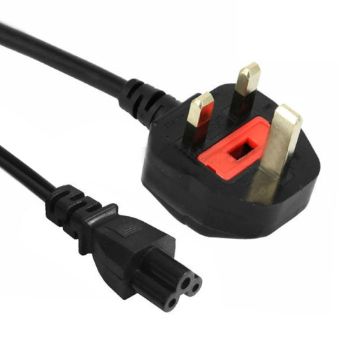 Buy 3 Prong Style Big UK Notebook Power Cord, Cable Length: 1.5m for $1.42 in SUNSKY store