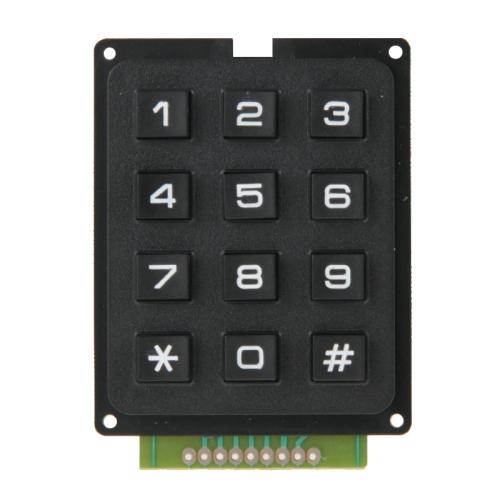 SUNSKY - 3x4 12 USE Keys Keypad Module