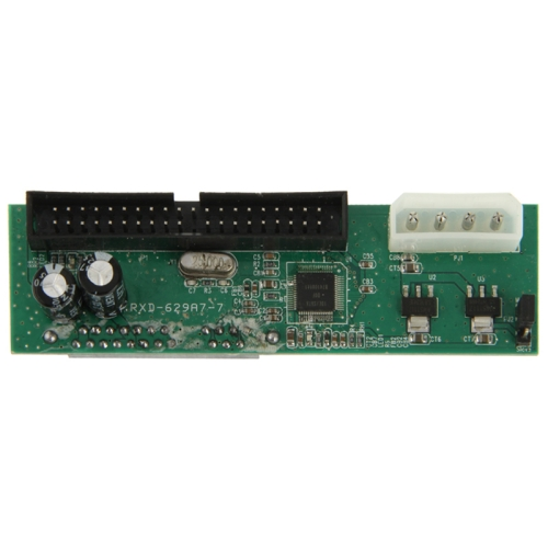 PATA To SATA Hard Drive Adapter Converter to Serial ATA(Green)