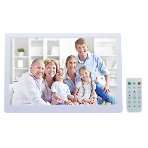SUNSKY - 15 inch Digital Picture Frame with Remote Control Support ...