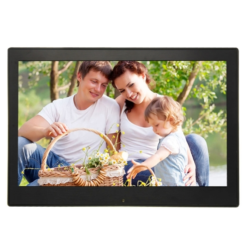 Buy 10.1 inch LED Display Multi-media Digital Photo Frame with Holder & Music & Movie Player, Support USB / SD / SDHC / MMC Card Input, Black for $71.32 in SUNSKY store