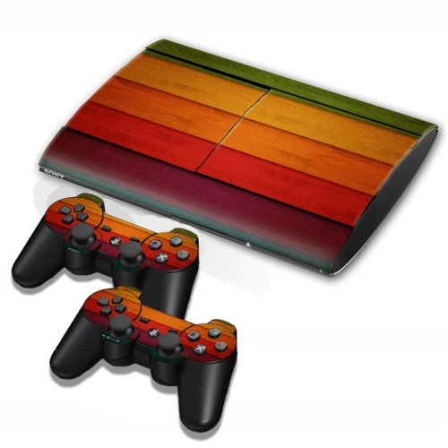 Buy Wood Texture Decal Stickers for PS3 Game Console for $4.53 in SUNSKY store