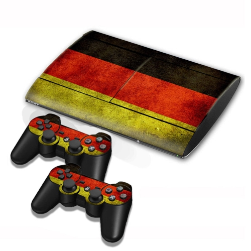 Buy Germany Flag Pattern Decal Stickers for PS3 Game Console for $4.42 in SUNSKY store