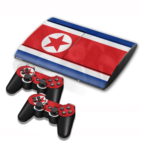 Buy North Flag Pattern Decal Stickers for PS3 Game Console for $4.53 in SUNSKY store