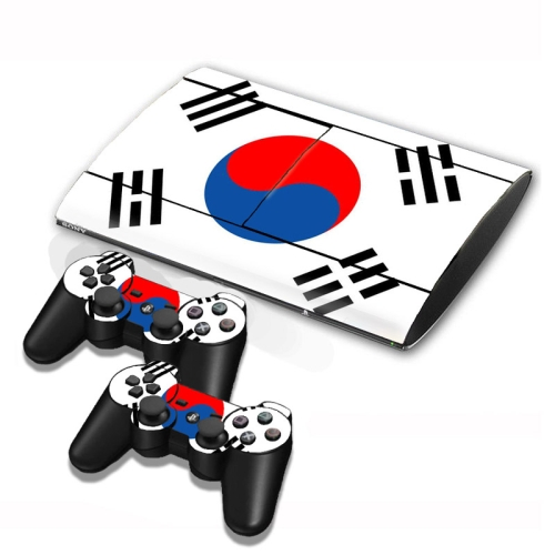Buy Flag Pattern Decal Stickers for PS3 Game Console for $4.53 in SUNSKY store