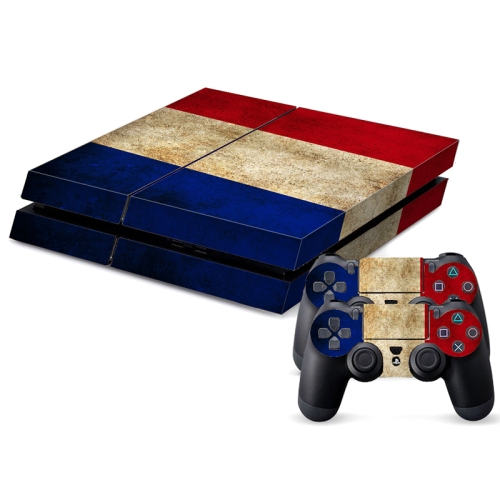 Buy Dutch Flag Pattern Decal Stickers for PS4 Game Console for $4.48 in SUNSKY store