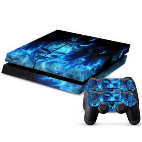Buy Vinyl Decal Stickers for PS4 Game Console for $4.47 in SUNSKY store